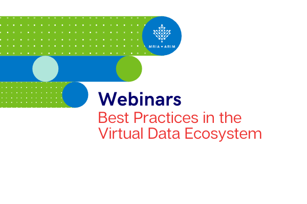 Best Practices in the Virtual Data Ecosystem