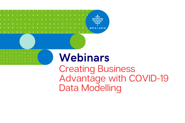 Creating Business Advantage with COVID-19 Data Modelling